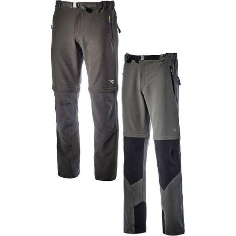 Pantaloni da lavoro Diadora Utility PANT TRAIL Grigio s b6e44393b74
