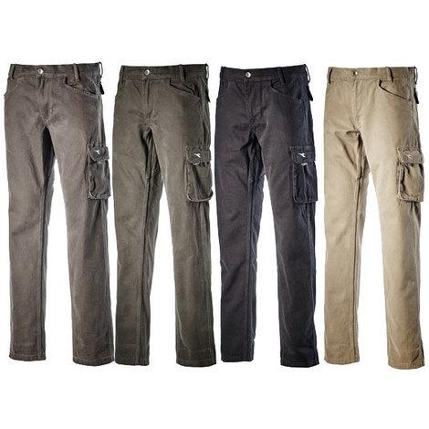 Pantaloni da lavoro Diadora Utility WOLF II Verde M d4a6717e2b6