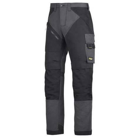 Pantaloni da lavoro modello RuffWork 6303 - Taglia: 48, Colore: Acciaio