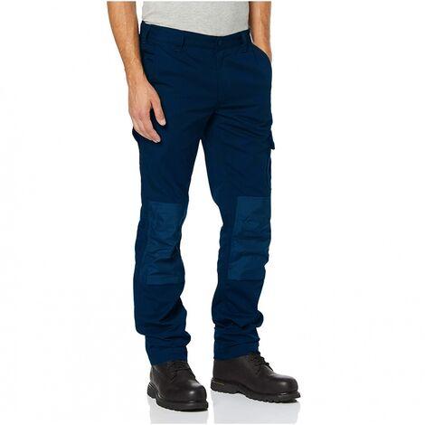 Pantaloni da lavoro u power alfa blue