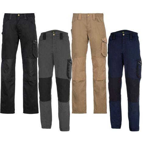 Pantaloni estivi da lavoro Diadora Utility ROCK Beige xxxl