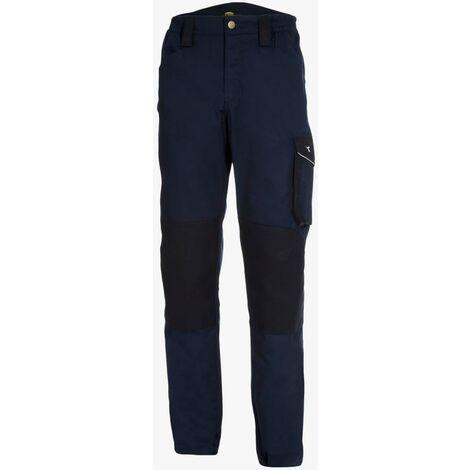 Pantaloni estivi da lavoro Diadora Utility ROCK Blu s