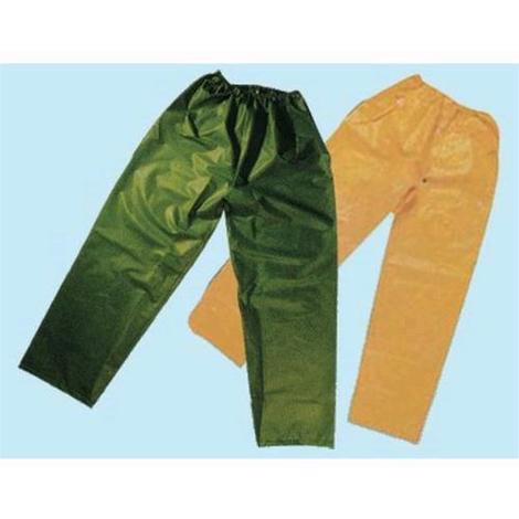 L Taglia Colore Lavoro Pantaloni Impermeabili Da Brixo Verde Pvc 8PXn0kwO