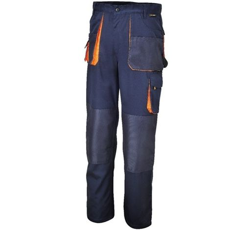 Pantaloni leggeri da lavoro con porta badge 180gr Art.7870E Easy Light Beta - Misura: M