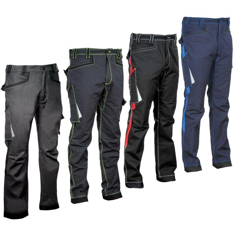 Pantalons de travail Cofra Barrerio Noir 58