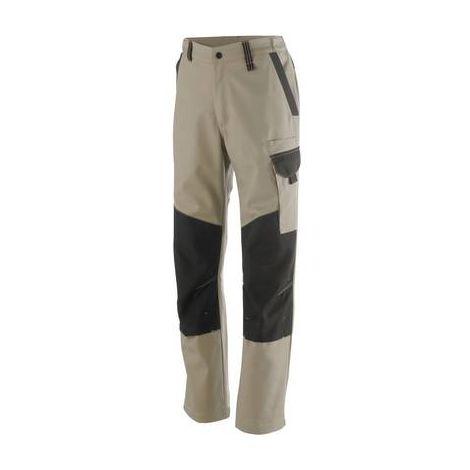 Pantalons genouillères Taille 36 molinel noir, beige 1 pc(s)