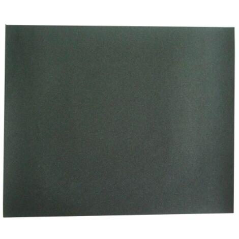 Papel de lija Sencys - 180 de grano - 5 PC