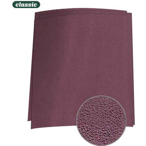 Papel oxido aluminio 230x280mmm grano 60 ax046