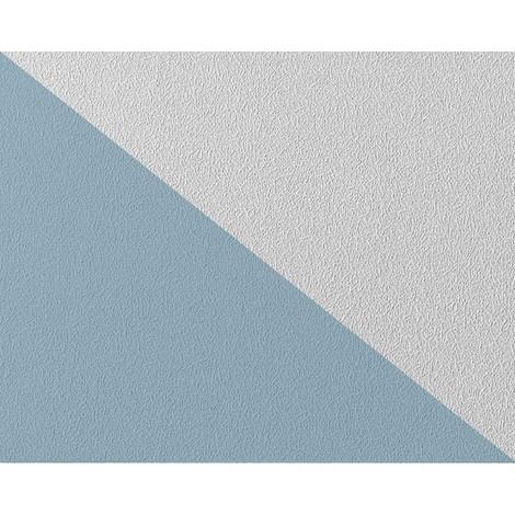 Papel pintado blanco no tejido EDEM 80377BR60 con efecto estuco para pintar encima 26,50 m2