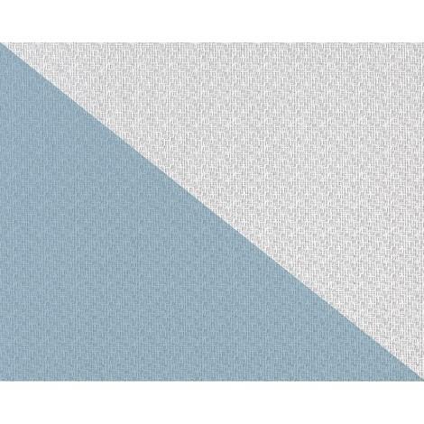 Papel pintado no tejido blanco con textura EDEM 80390BR60 decorativa de tela para pintar encima 26,50 m2