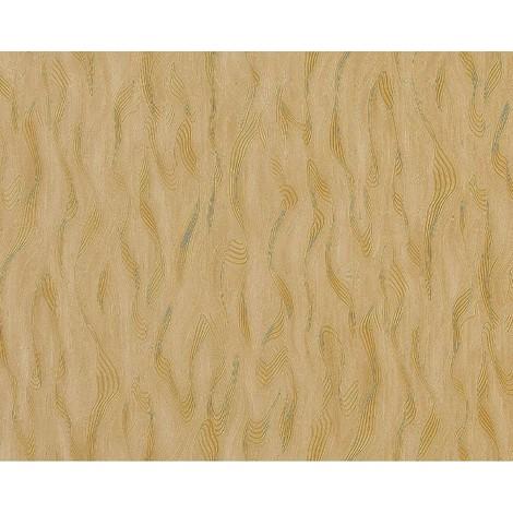 Papel pintado no tejido estuco EDEM 932-28 decorativo veneciano y relieve de lujo en beige oliva oro 10,65 m2