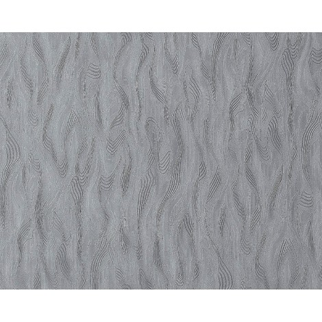 Papel pintado no tejido estuco EDEM 932-29 decorativo veneciano y relieve de lujo en gris azulado perlado 10,65 m2