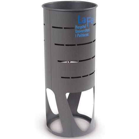 Papelera Lisboa Basic Circular 60 litros