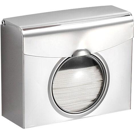 Paper Towel Dispenser Dual Dispensing Paper Towel Holder Dispenser