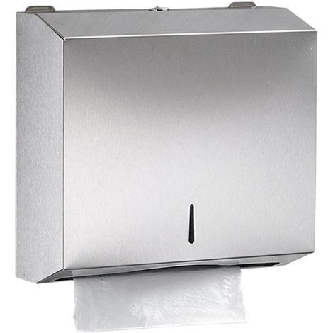 Paper Towel Dispenser Wall Mounted Drilling Paper Towel Holder Dispenser