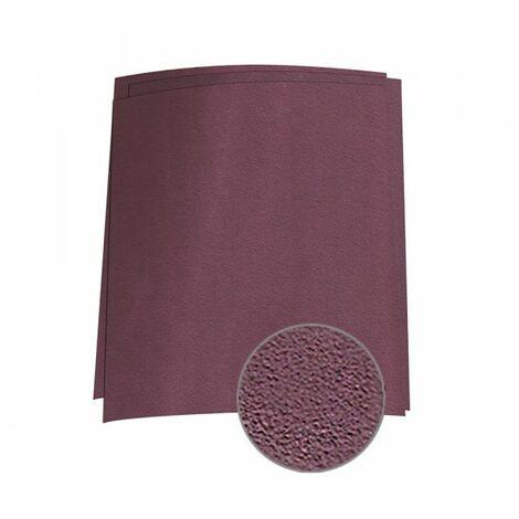 Papier à poncer à l'oxyde d'aluminium 230x280mm grain 80 ax04