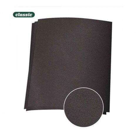 Papier abrasif à l'eau au carbure de silicium 230x280mm grain 60 ax3060