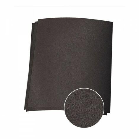 Papier abrasif à l'eau au carbure de silicum 230x280mm grain 2500 ax4500