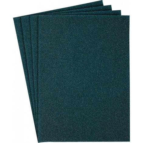 Papier abrasif bleu KL371x230x280mm Grain 320 Klingspor