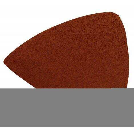 Papier abrasif Delta 80 mm - 8 Pièces - Fartools 151009