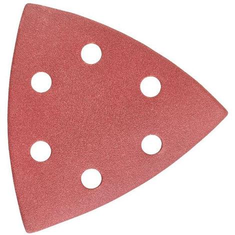 Papier abrasif grain 240 MILWAUKEE - Pack 8 pièces - 48902240