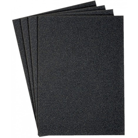 Papier abrasif impérméable PS11230x280mm Grain 100 Klingspor