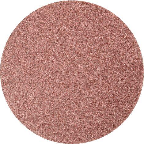 Papier abrasif pour ponceuse à disque non perforé Proxxon Micromot 28 160 Grain 80 (Ø) 125 mm 5 pc(s) C59775