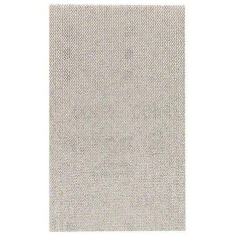 Papier abrasif pour ponceuse vibrante Bosch Accessories 2608621226 2608621226 Grain num 100 (Ø x L) 80 mm x 133 mm 10 p