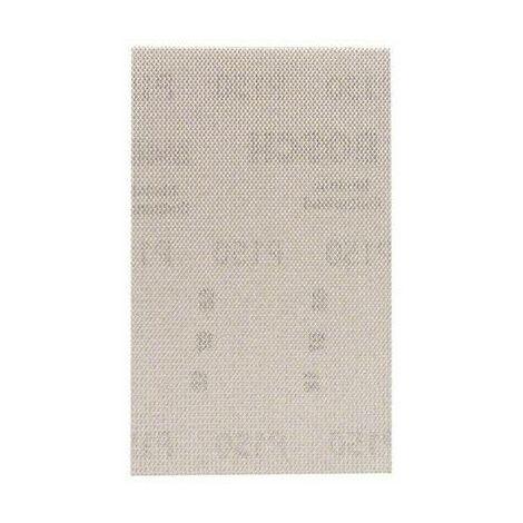 Papier abrasif pour ponceuse vibrante Bosch Accessories 2608621228 2608621228 Grain 150 (Ø x L) 80 mm x 133 mm 10 pc(s)
