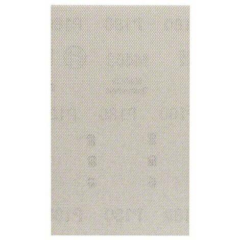 Papier abrasif pour ponceuse vibrante Bosch Accessories 2608621229 2608621229 Grain num 180 (Ø x L) 80 mm x 133 mm 10 p
