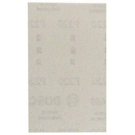 Papier abrasif pour ponceuse vibrante Bosch Accessories 2608621230 2608621230 Grain num 220 (Ø x L) 80 mm x 133 mm 10 p
