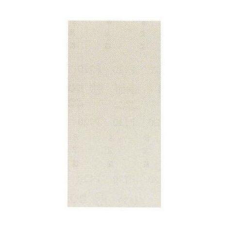 Papier abrasif pour ponceuse vibrante Bosch Accessories 2608621236 2608621236 Grain num 120 (Ø x L) 93 mm x 186 mm 10 p