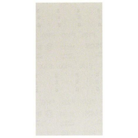 Papier abrasif pour ponceuse vibrante Bosch Accessories 2608621262 2608621262 Grain 100 (Ø x L) 115 mm x 230 mm 10 pc(s