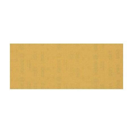 PAPIER ABRASIF POUR PONCEUSE VIBRANTE BOSCH ACCESSORIES EXPERT C470 2608900867 NON PERFORÉ (L X L) 230 MM X 93 MM 10 PC(S)