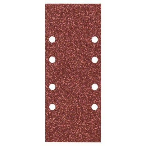 Papier abrasif pour ponceuse vibrante perforé Bosch Accessories 2607017097 Grain num 40 (L x l) 230 mm x 93 mm 25 pc(s) C90360