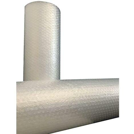 Papier bulle plastique 1,20X100Mt incolore Movacen