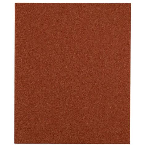 Papier de verre bois et peinture grain 120 KWB