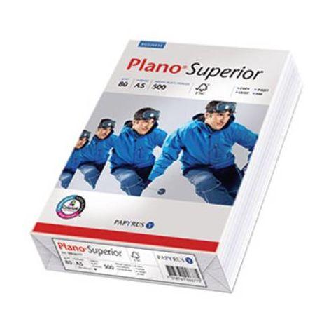 Papier dimpression universel Papyrus PLANO® Superior A5 88026798 DIN A5 80 g/m² 500 feuille blanc