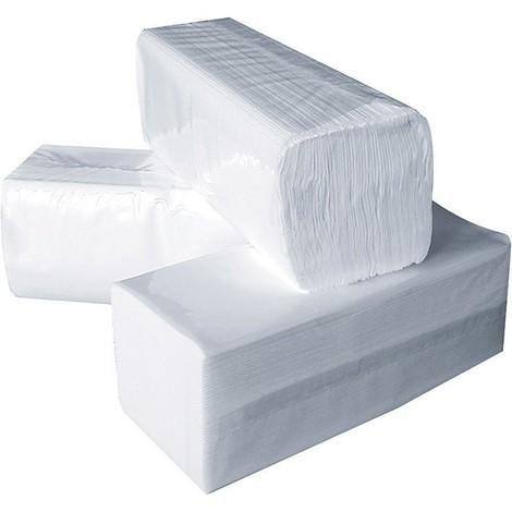 Papier essuie-mains 2 plis Pellet ASC