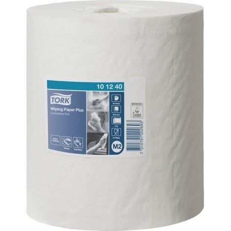 Papier essuie tout 420 Wisch- 2plis Blanc (Par 6)