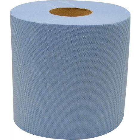 Papier essuie tout bleu2-lg.19x30cm 500 Blatt