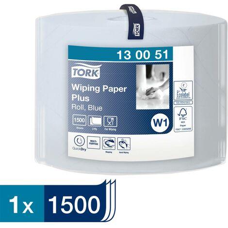 Papier essuie-tout multi-usage Tork TORK 130051 2 épaisseurs Nombre: 1500 1 rouleau(x)