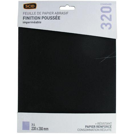 Papier imperméable 230 x 280 mm 320 4