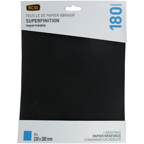 Papier imperméable 230 x 280 mm SCID