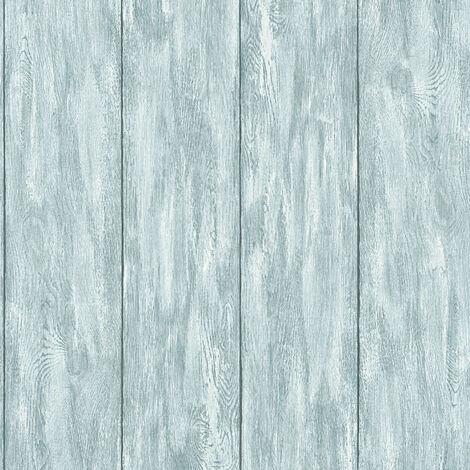 Papier peint 361523 A.S. Création Neue Bude 2.0 | Papier peint Bleu Gris Vert en ligne