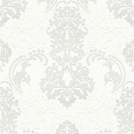 Papier peint 361661 A.S. Création Neue Bude 2.0 | Papier peint Blanc en ligne