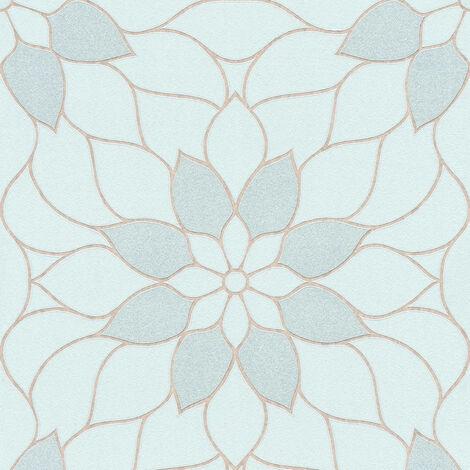 Papier peint 361714 A.S. Création Neue Bude 2.0 | Papier peint Vert en ligne