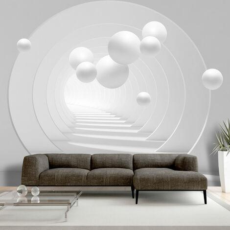 Papier peint - 3D Tunnel
