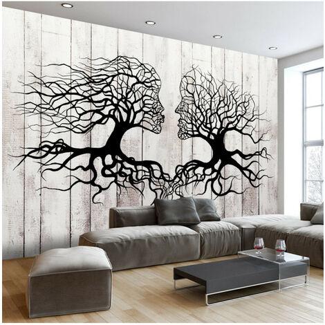 Papier peint - A Kiss of a Trees 400x280