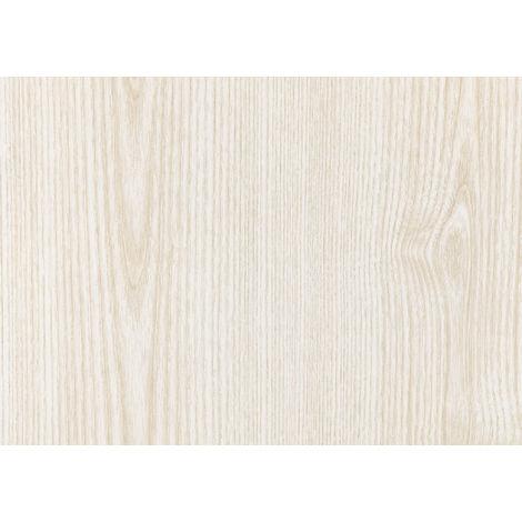 Papier peint adhésif décoratif pour meuble Natural Wood beige 200 x 67,5 cm bois